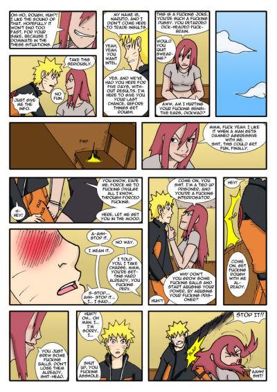 Naruto interrogations